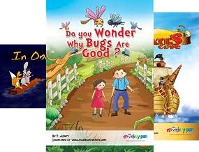 Short And Adventurous Kids Stories (15 Book Series)