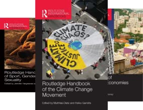 Routledge International Handbooks (51-100) (50 Book Series)