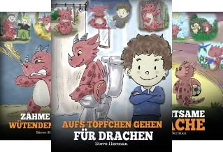 My Dragon Books Deutsch (Reihe in 4 Bänden)