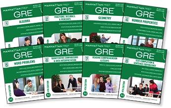 Manhattan Prep's 4th Edition GRE Strategy Guide eBook Bundle