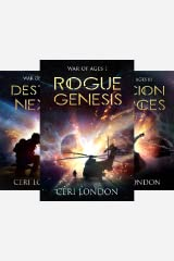 War of Ages (3 Book Series) Kindle Edition