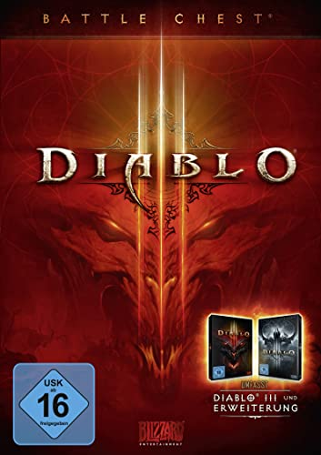 Diablo III: Battle Chest [PC Code - Battle.net] [PC/Mac Code]