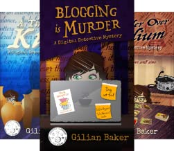 A Digital Detective Mystery (4 Book Series)