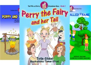 Tell Me A Story, Grandma Glee! (9 Book Series)