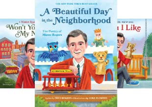 Mister Rogers Poetry Books (3 Book Series)