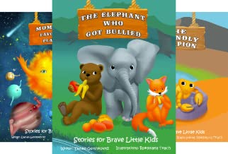 WE CAN DO! Stories for Brave Little Kids (Separated Books) (10 Book Series)