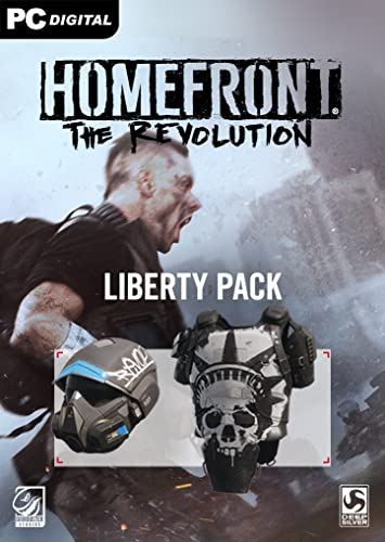 Homefront: The Revolution - The Liberty Pack [PC Code - Steam]
