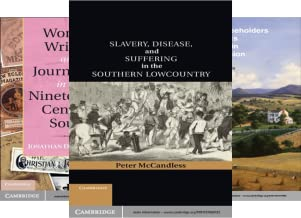 Cambridge Studies on the American South (32 Book Series)