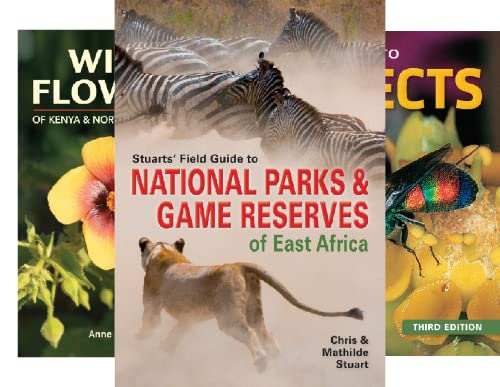 Struik Nature Field Guides (3 Book Series)