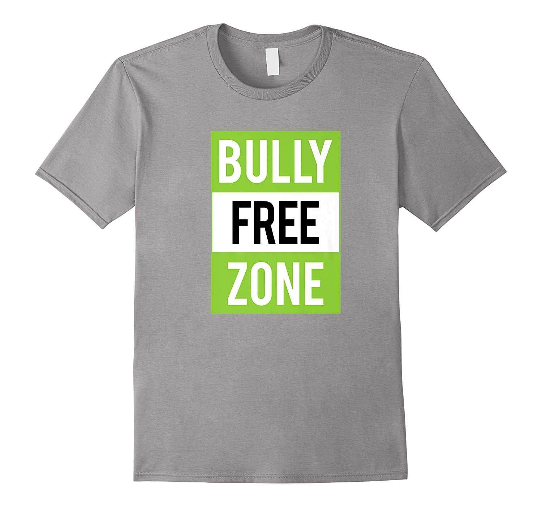 Bully Free Zone Anti Bullying Stop Awareness Kindness Friend Shirts