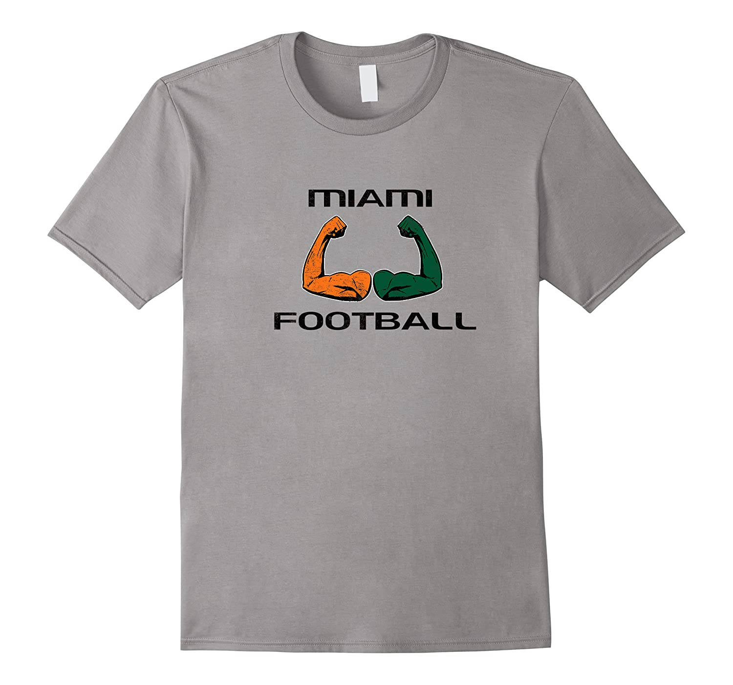 Miami Sports Fan Cool College Football Game Day Gifts Shirts