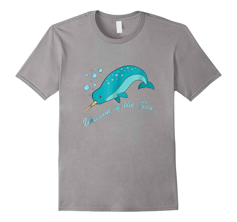 Narwhal Unicorn Of The Sea Fun Cute Shirts