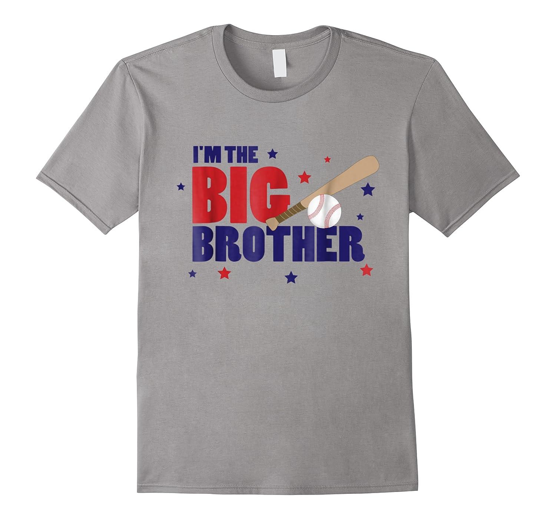 I\\\'m The Big Brother Baseball T-shirt