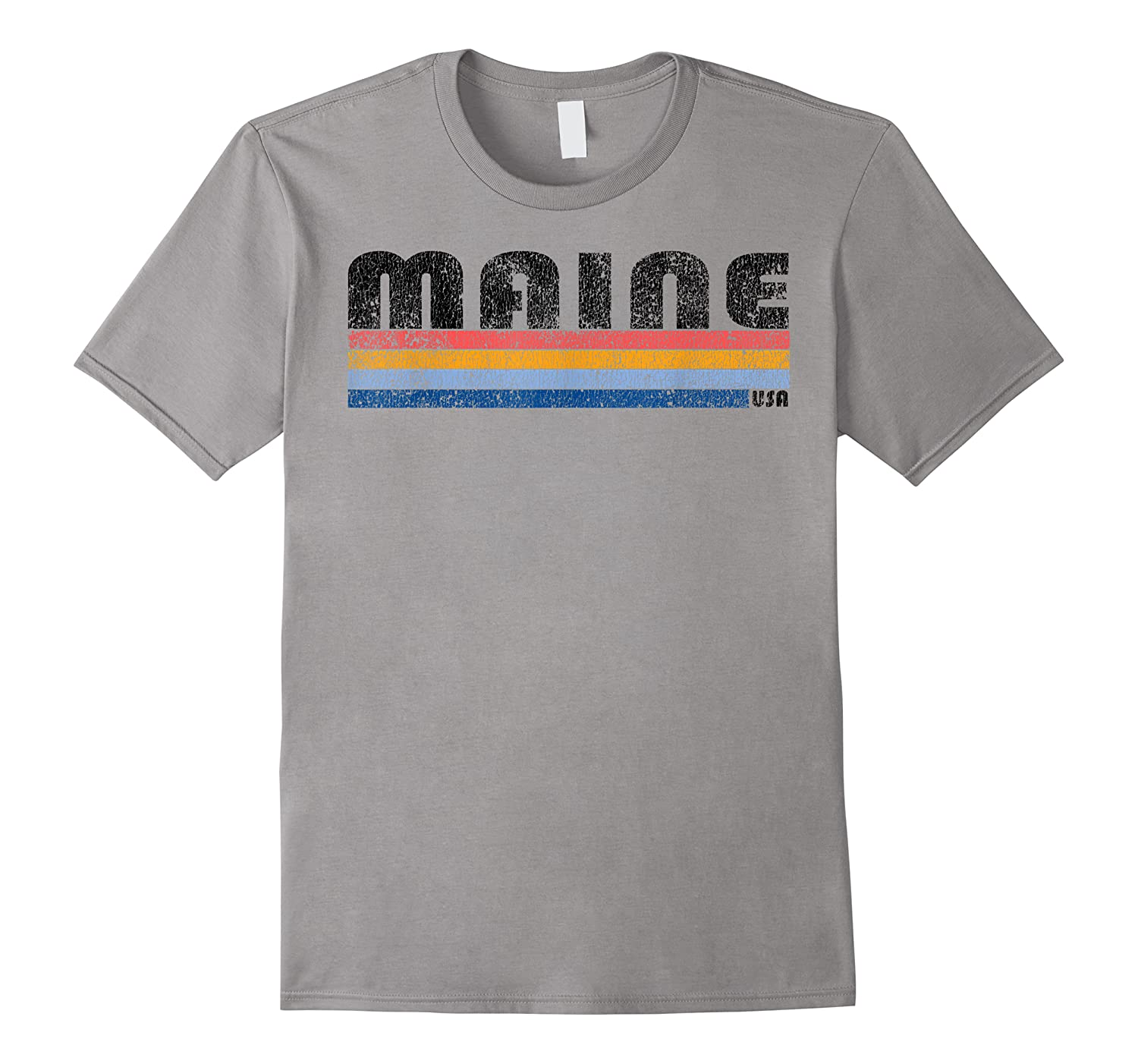 Vintage 1980s Style Maine Shirts