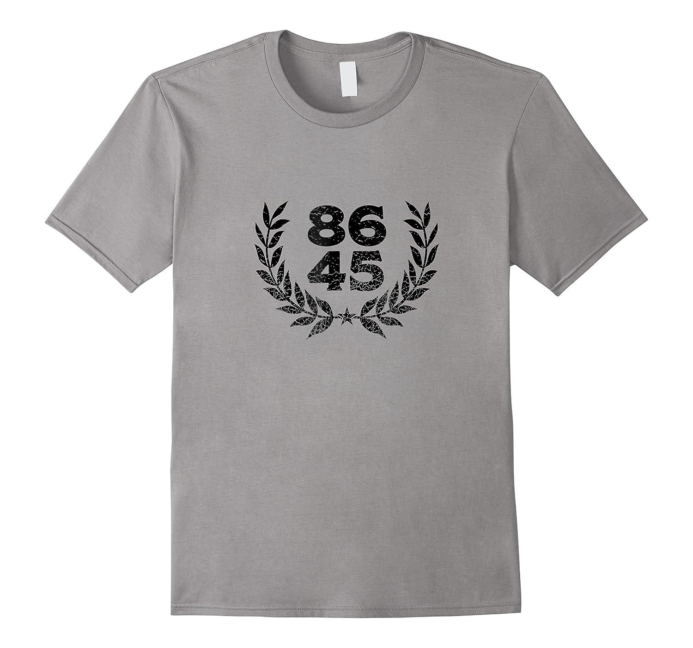 Impeach 86 45 T Shirt Not My President Team Impeach Protest