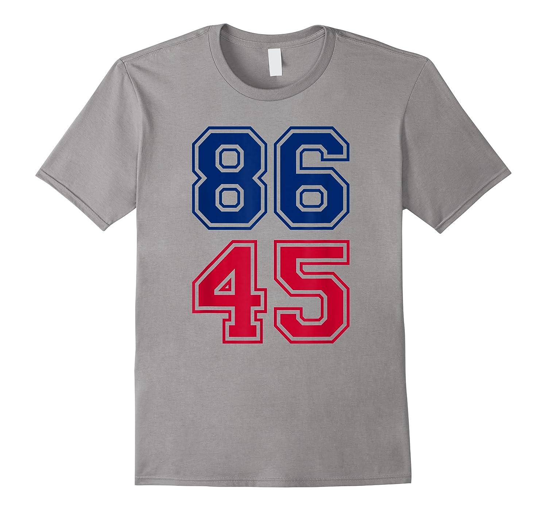 Impeach Potus Anti Trump Shirt 86 45 Impeacht T Shirt