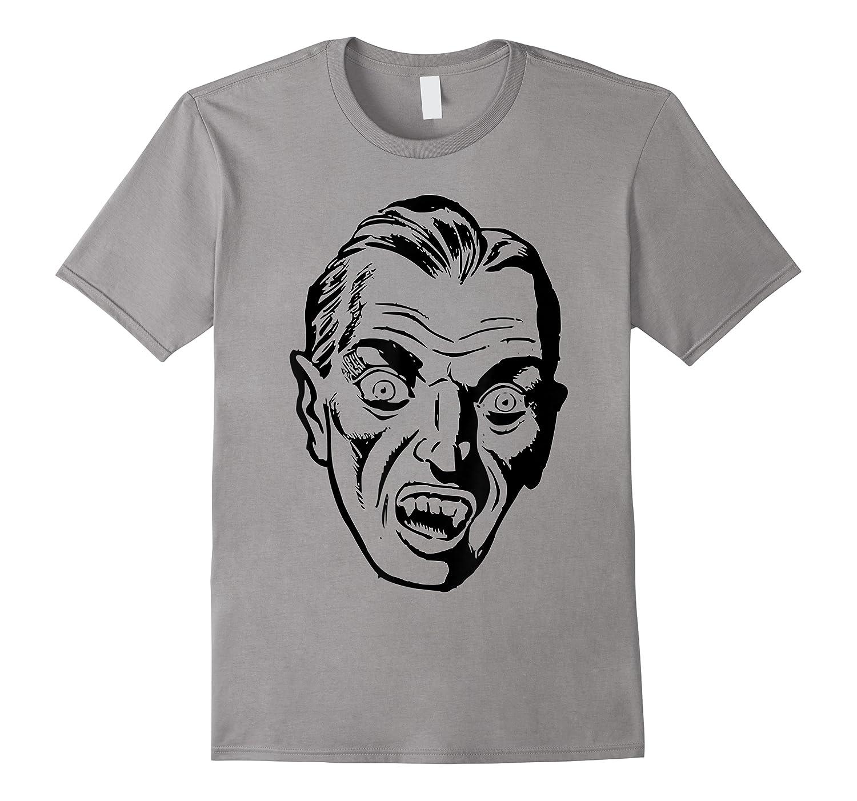 Dracula Vampire Retro Scary Movie Graphic Shirts