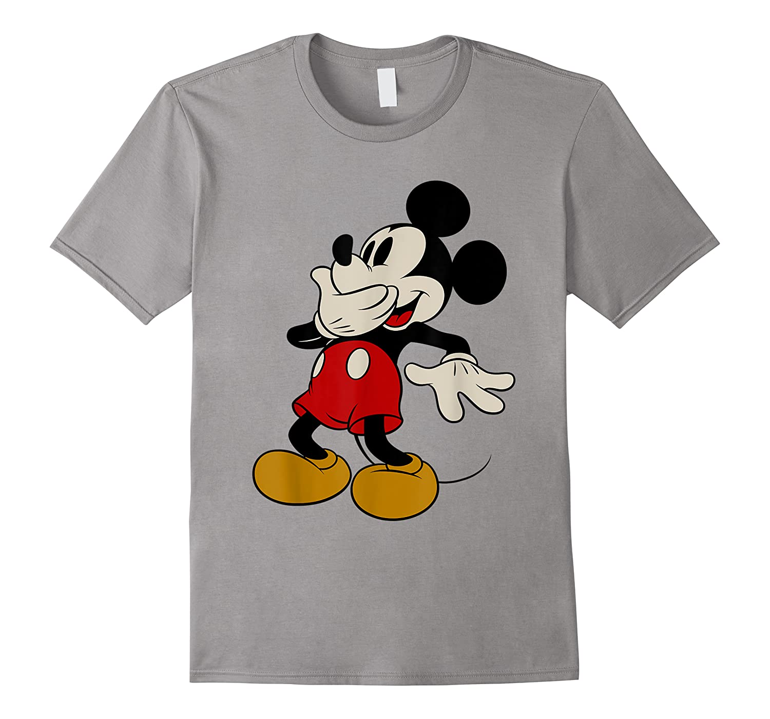 Disney Mickey Mouse Giggle T Shirt
