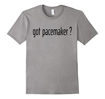 0caa99730 Image Unavailable. Image not available for. Color: Funny Cardiac Pacemaker  Implant Surgery T-Shirt Mens Womens