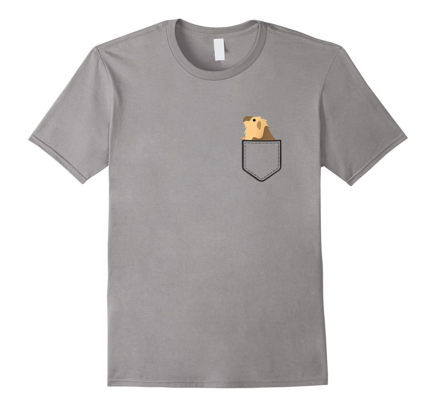 Guinea Pig In My Pocket Cute Rodent Gif Shirts