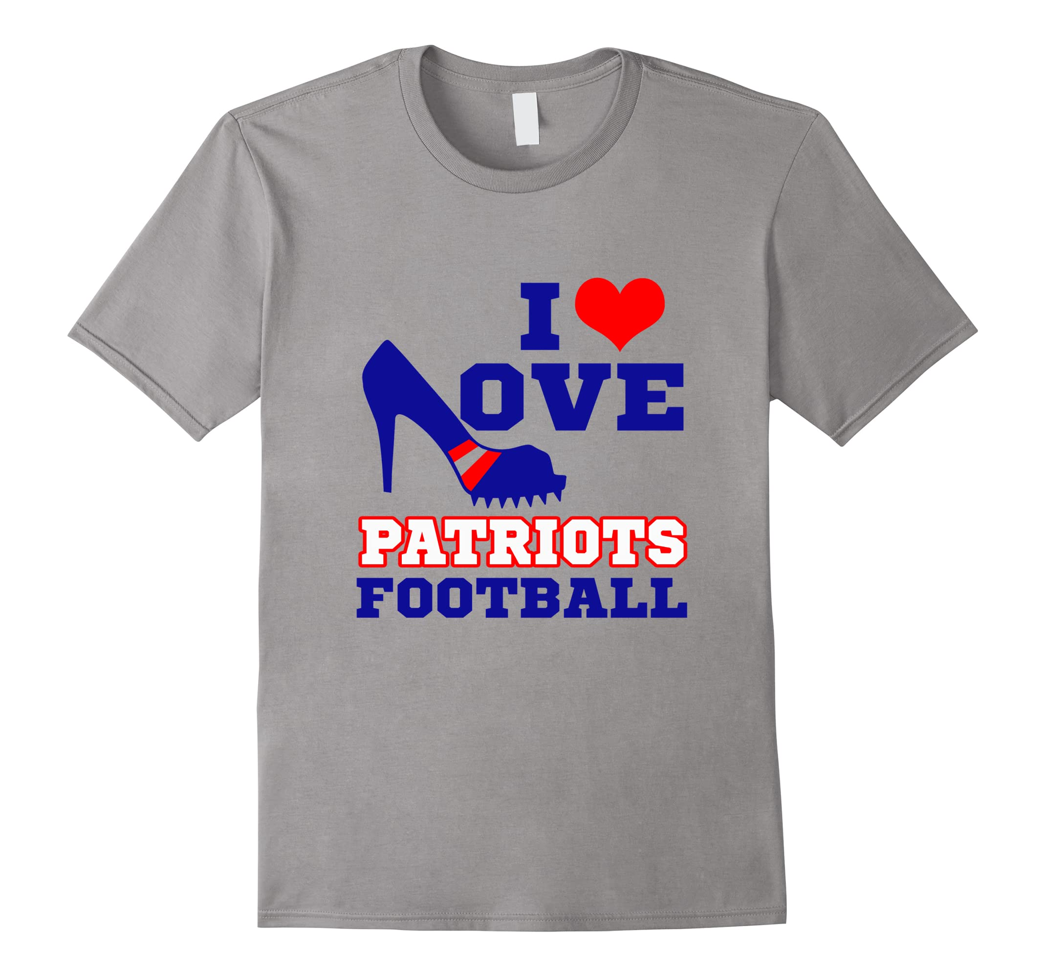 Above Anything Patriots Fans. I Love Patriots Football-ah my shirt one gift