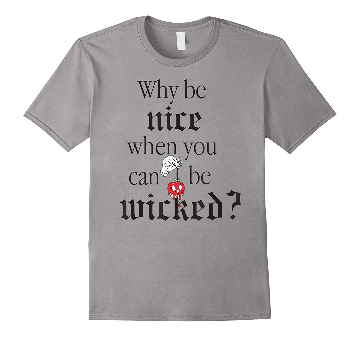 Disney Being Wicked Graphic T Shirt