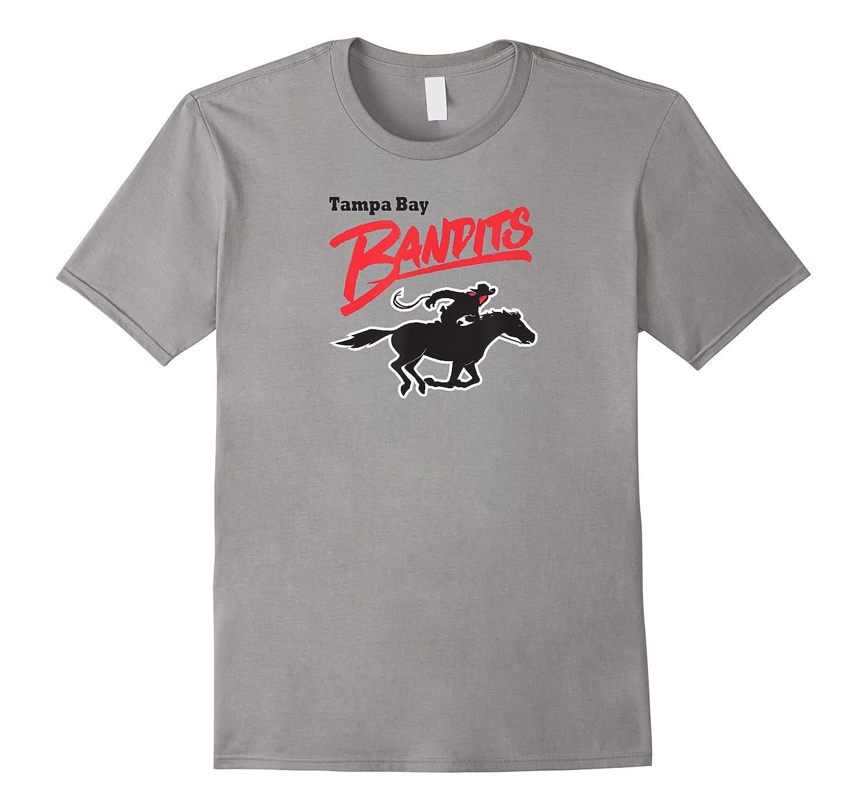 Vintage Tampa Bay Bandits Football Classic T Shirt