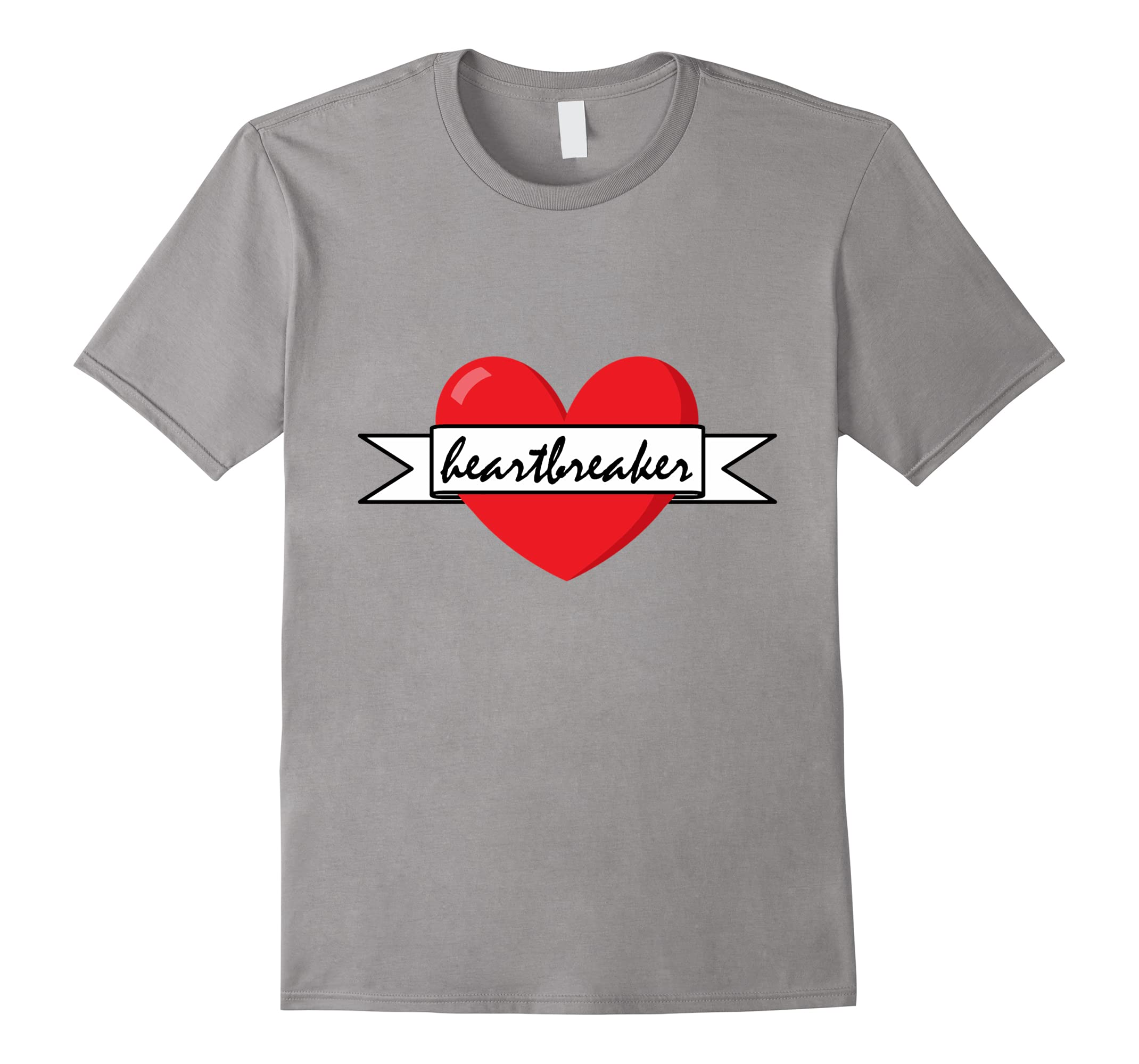 Valentine's Heartbreaker Shirt, Adult and Youth-RT