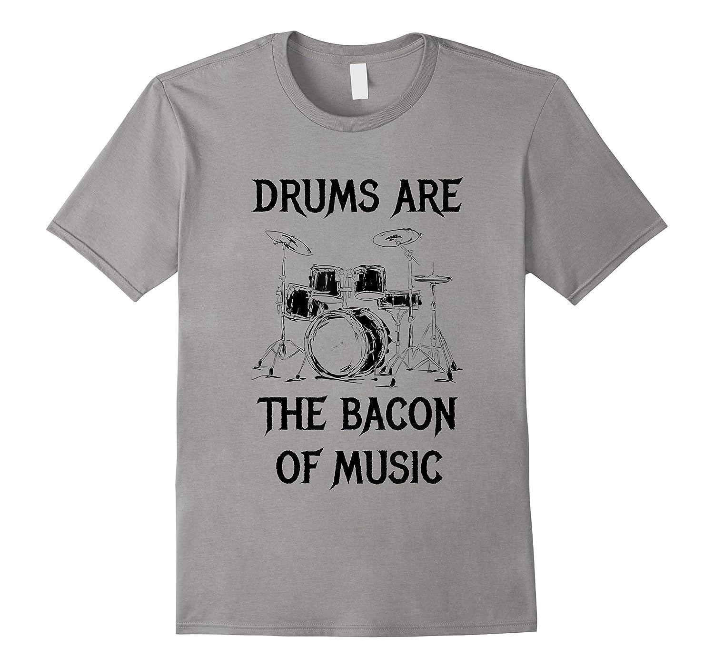 Drums T Shirt Music Musical Instrut Drummer Shirts