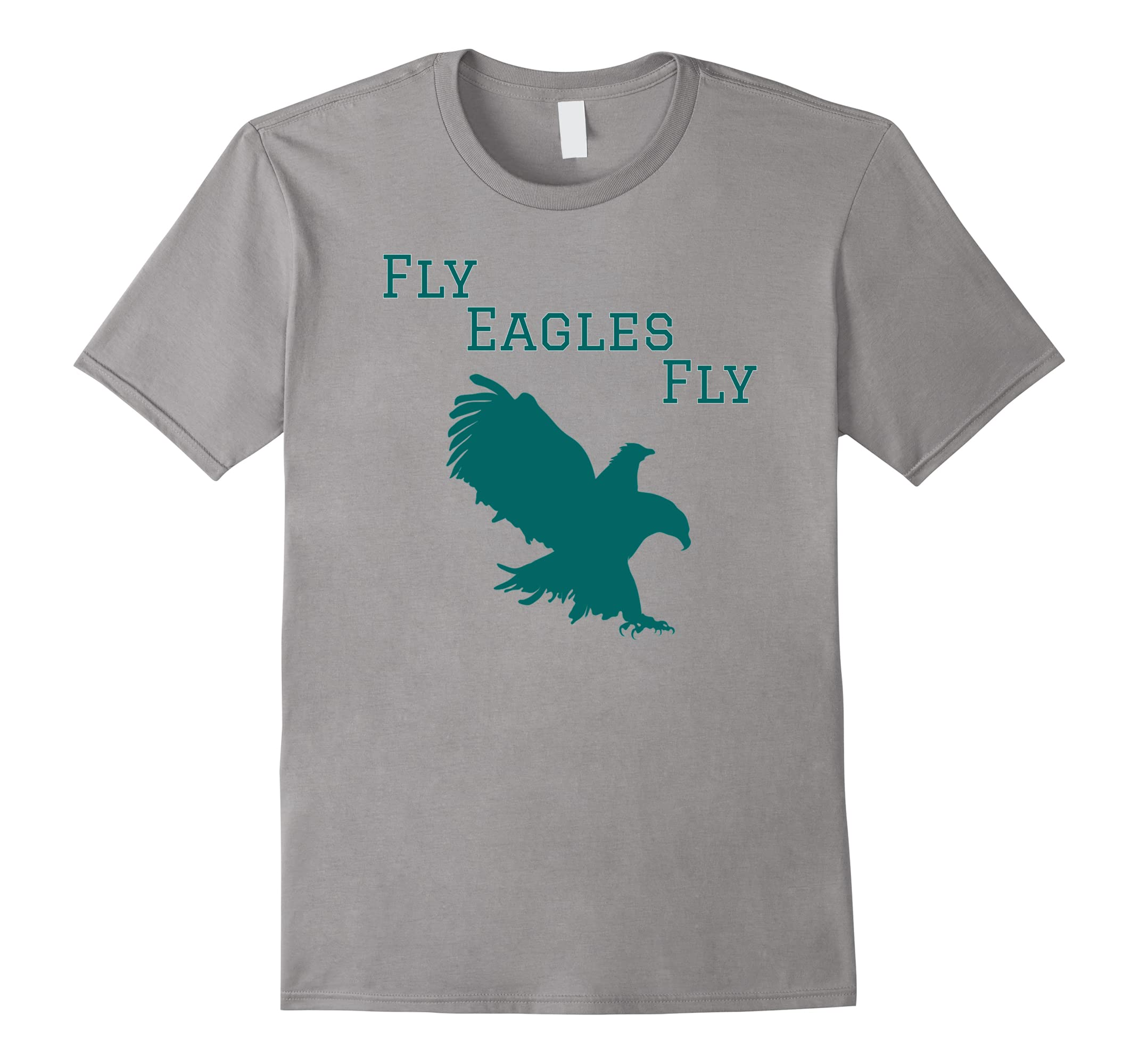 Fly Eagles Fly - With a Flying Eagle T-Shirt-ah my shirt one gift