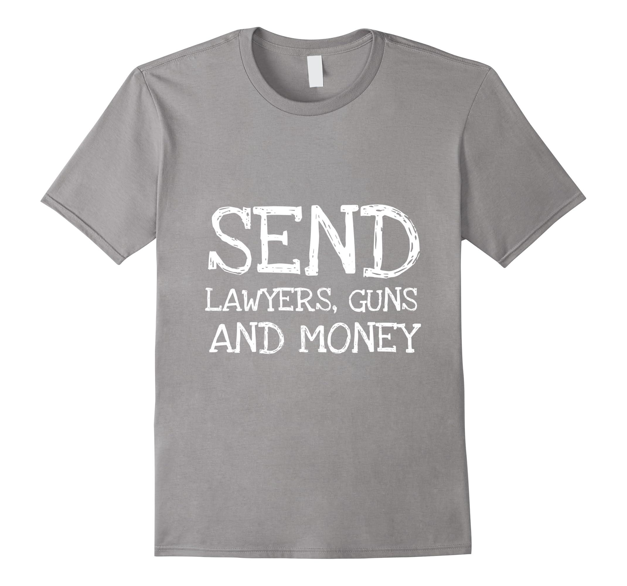 Warren Zevon Send Lawyers Guns and Money Music Shirt-RT