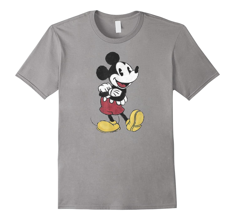 Disney Mickey Mouse Happy T Shirt