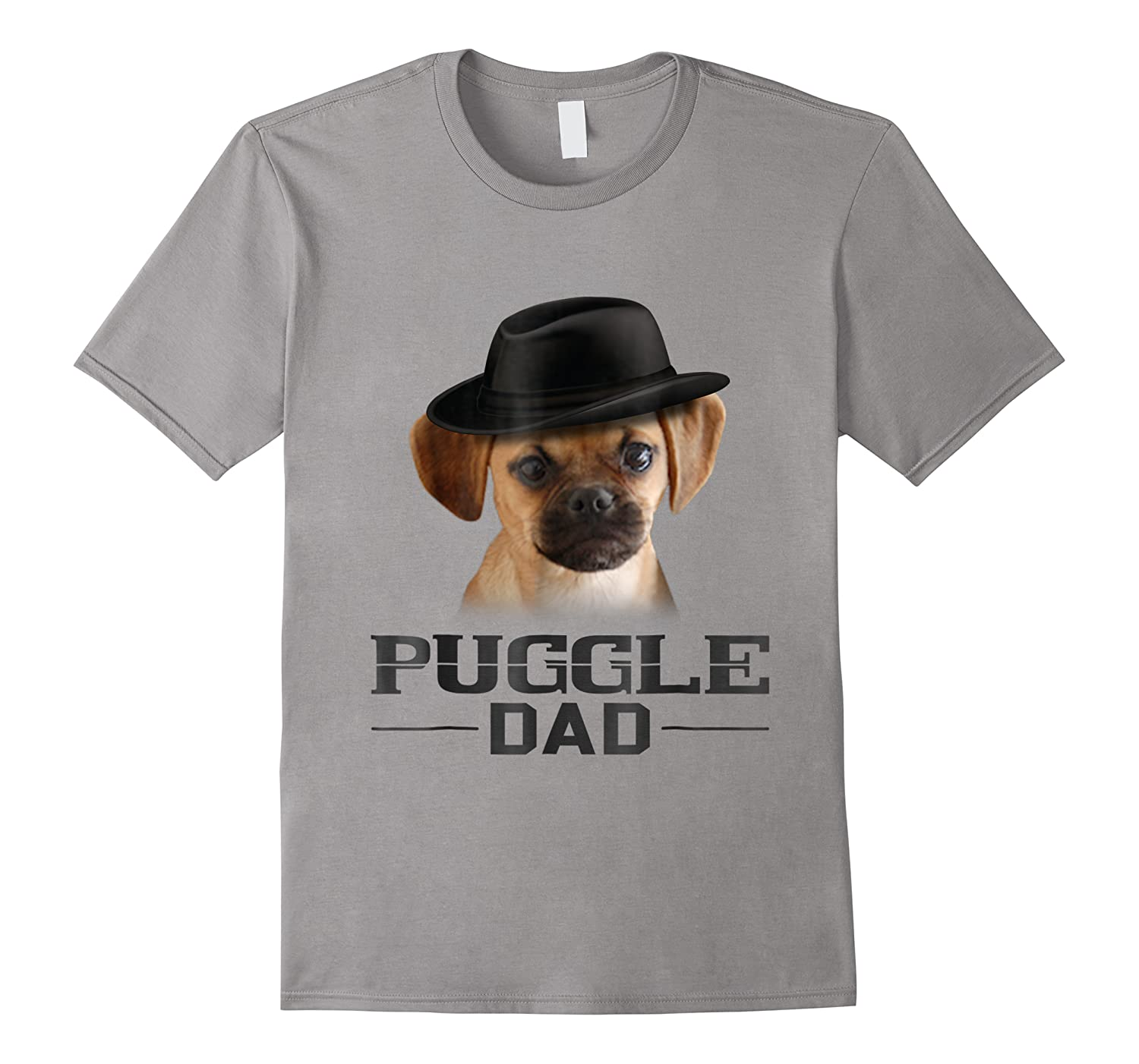 Puggle Dad Funny Father's Day Dog Lovers Gift Shirts