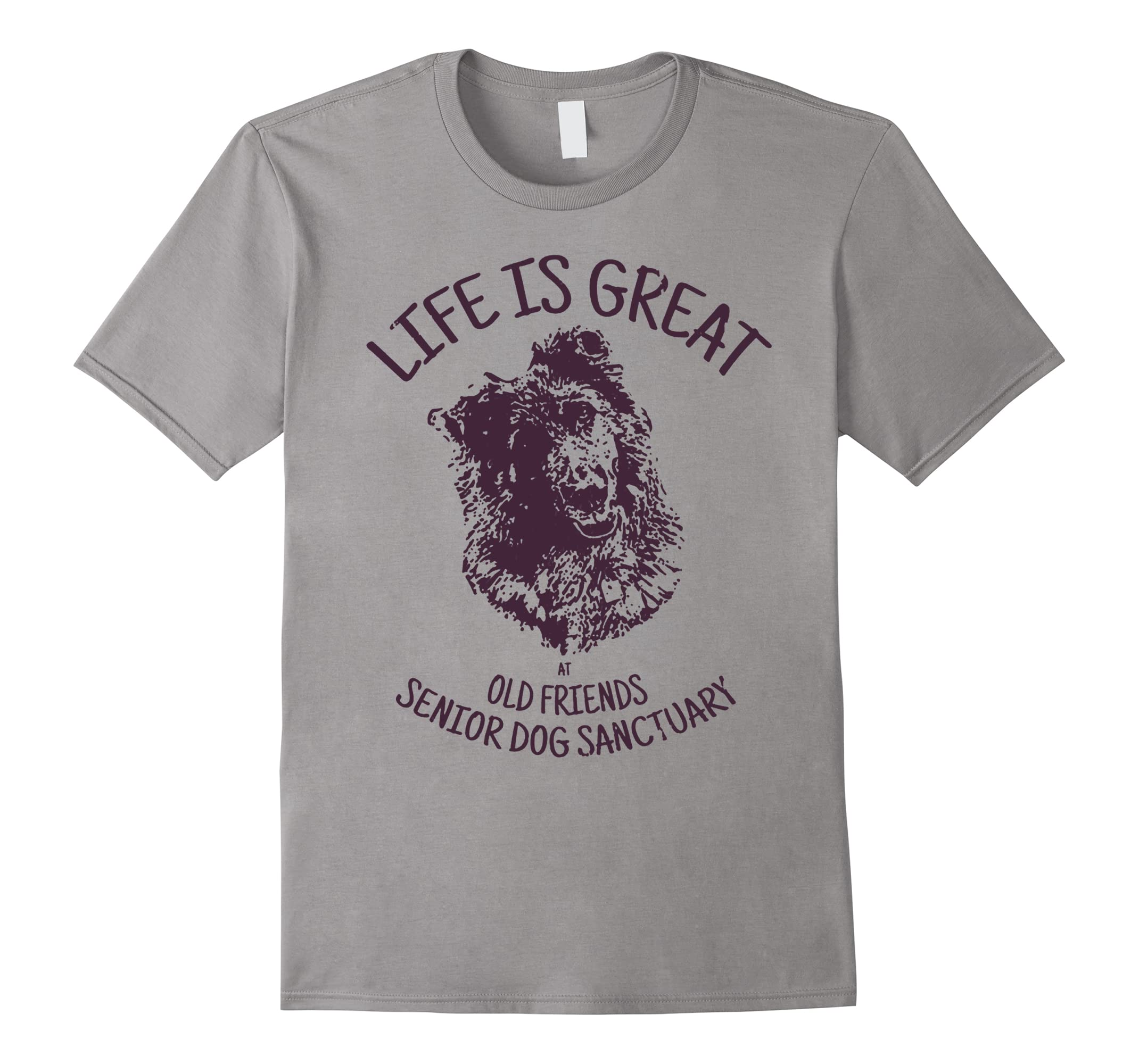 Old Friends Senior Dog Sanctuary Shirt