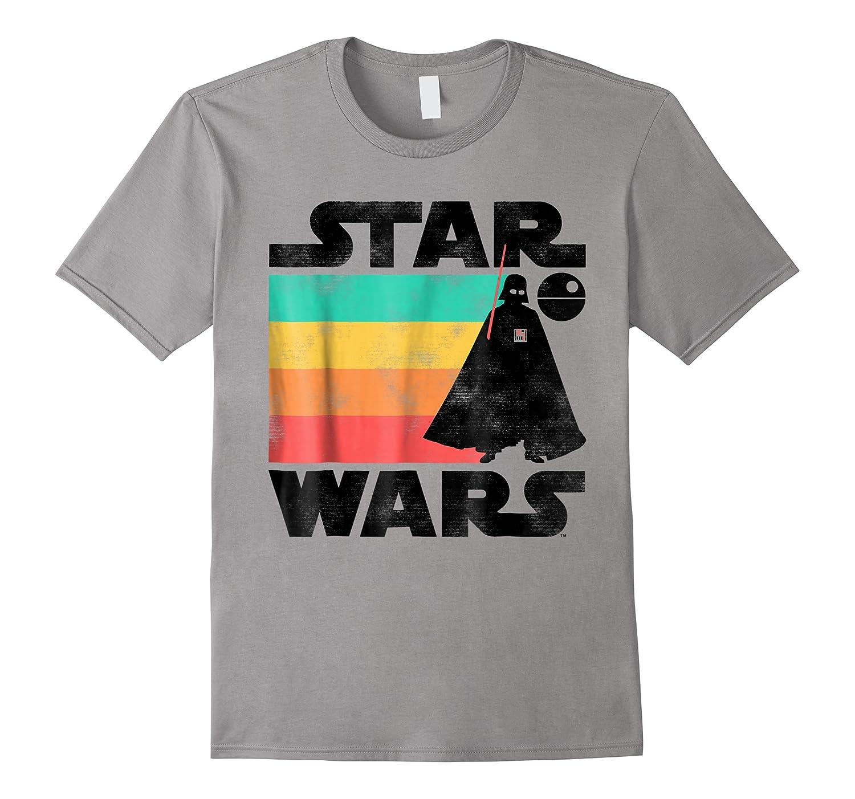 S Darth Vader Retro Stripes Baby Death Star Shirts