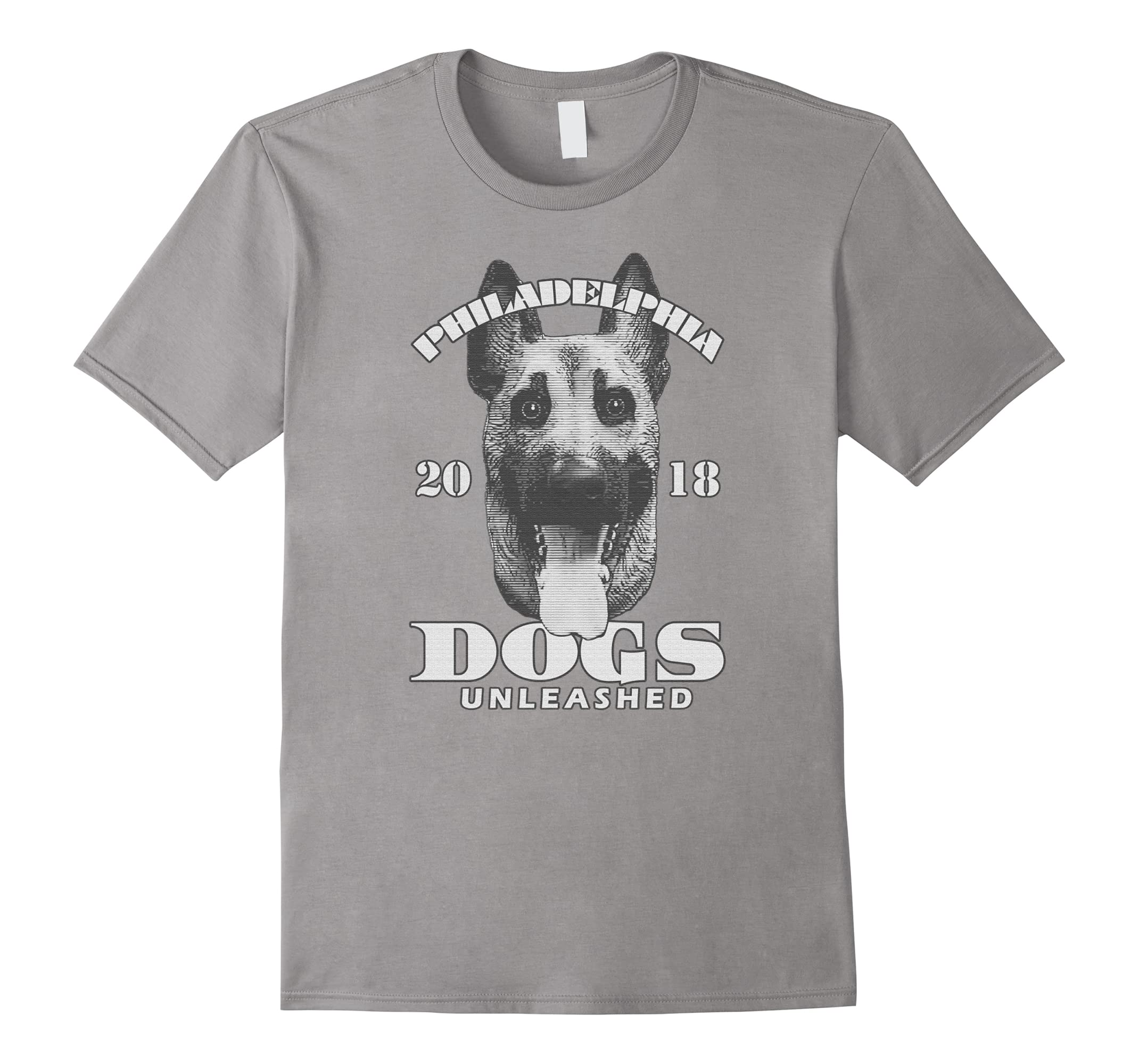 Philadelphia Dogs Philly UnderDogs 2018 Unleashed-ah my shirt one gift