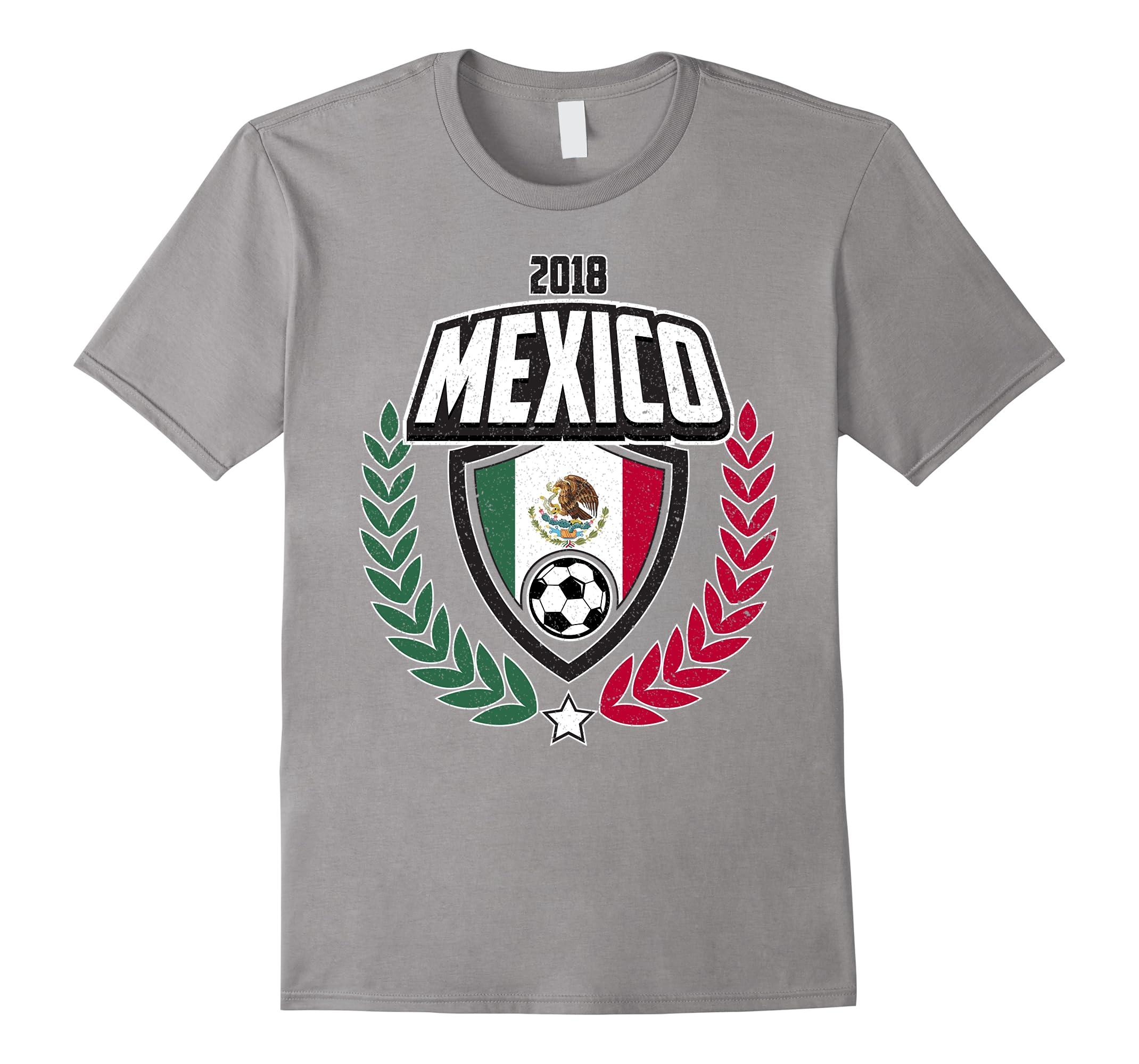 2018 MEXICO Football Shirt-ah my shirt one gift
