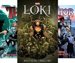 Thor (2007-2011) (8 Book Series)