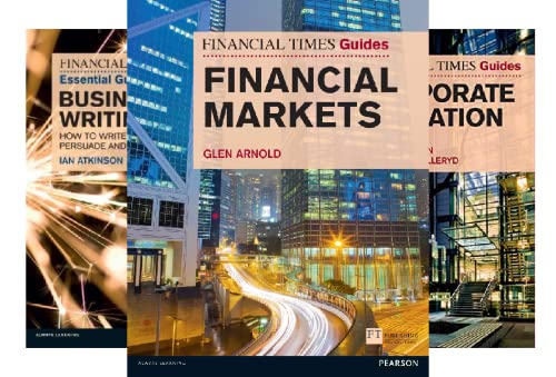 Financial Times Guides (20 Book Series)