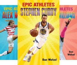 Epic Athletes (7 Book Series)