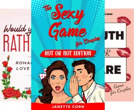 Sexy Games for Couples (3 Book Series)