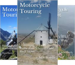 Motorcycle Touring (5 Book Series)