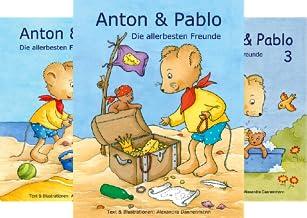 Anton und Pablo - Die allerbesten Freunde (Reihe in 3 Bänden)