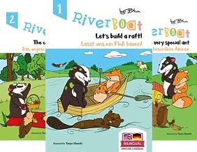 Riverboat Series Bilingual Books (4 Book Series)