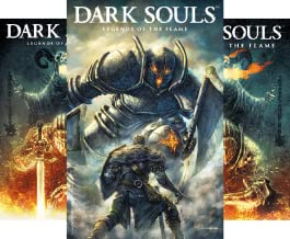 Dark Souls: Legends of the Flame (3 Book Series)