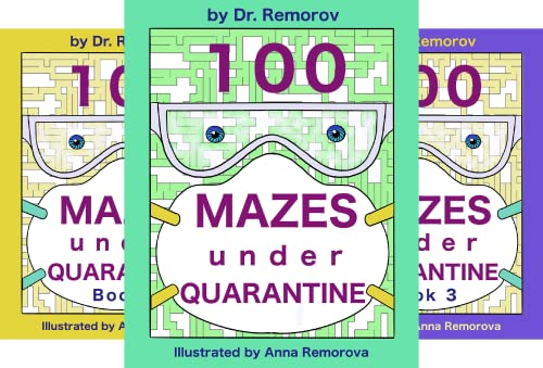 Crazy Mazes for All Ages (7 Book Series)