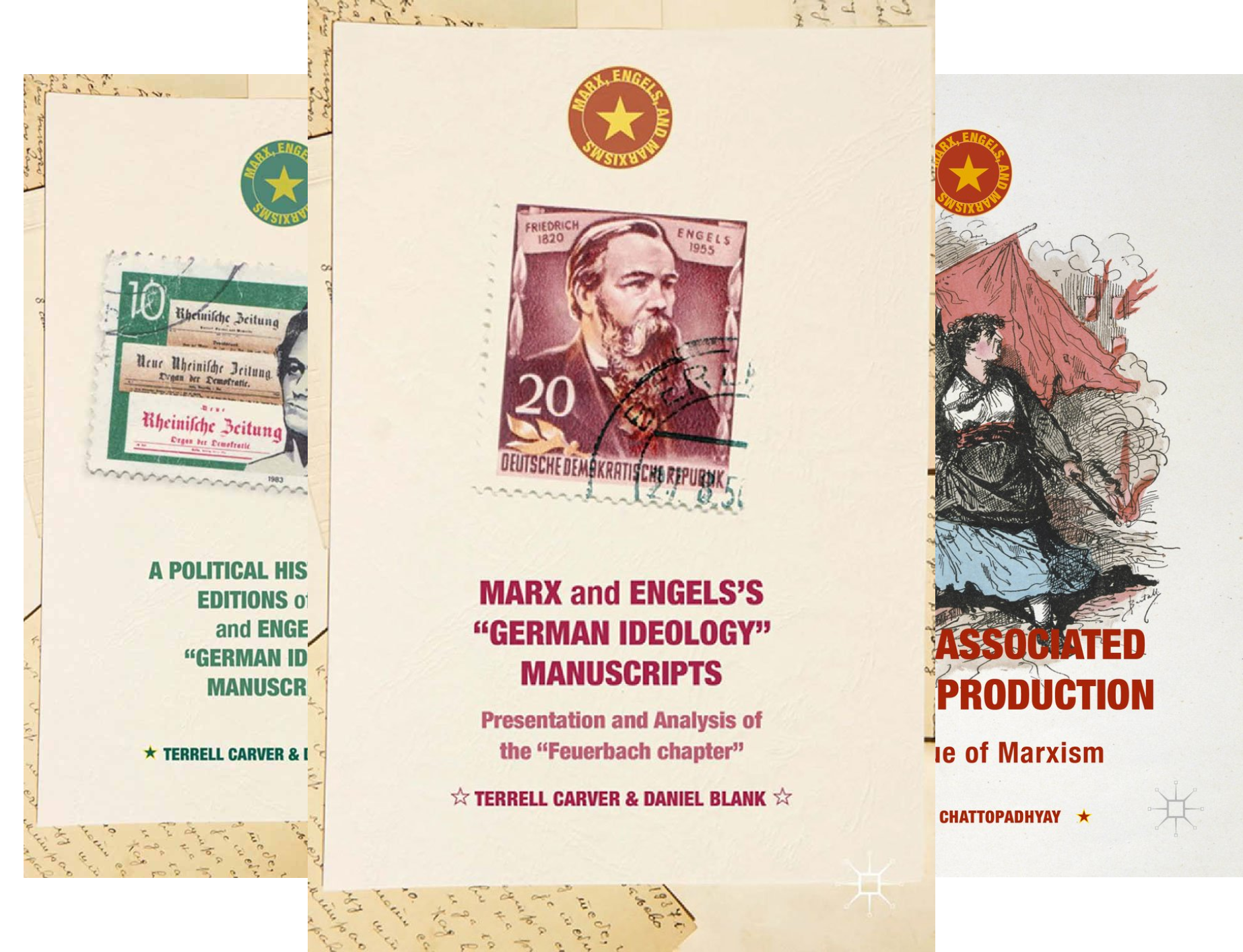 Marx, Engels, and Marxisms (22 Book Series)
