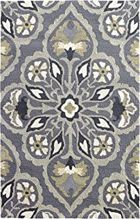 Company C Pierre Synthetic Accent Rug, 5' x 8' Area, 0