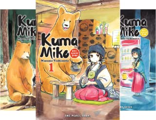Kuma Miko: Girl Meets Bear (8 Book Series)