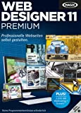 MAGIX Web Designer 11 Premium [Download] -